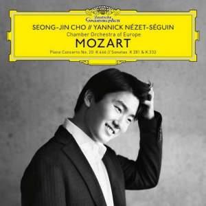Mozart: Piano Concerto No. 20 & Piano Sonatas K281 & K332 - Vinyl Edition Product Image