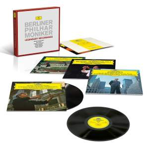 Berlin Philharmoniker - Legendary Recordings - Vinyl Edition