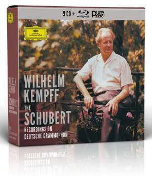 Wilhelm Kempff - The Schubert Recordings on Deutsche Grammophon