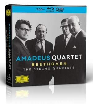 Beethoven: The String Quartets