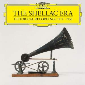 The Shellac Era: Historical Recordings 1912-1936 - Vinyl Edition