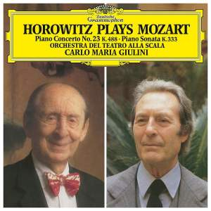 Horowitz Plays Mozart - Vinyl Edition