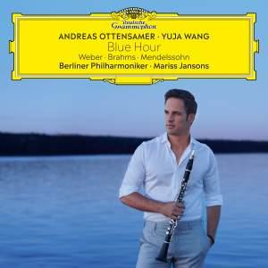 Blue Hour - Weber, Brahms, Mendelssohn Product Image
