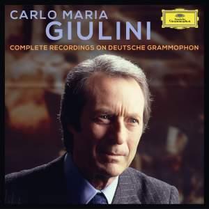 Carlo Maria Giulini - Complete Recordings on Deutsche Grammophon & Decca