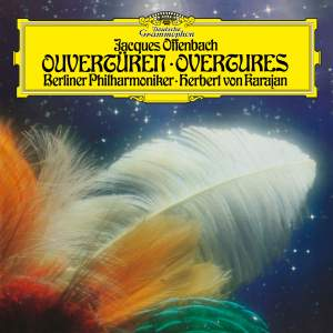 Offenbach: Overtures - Vinyl Edition Product Image