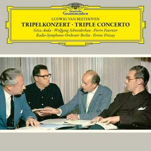 Beethoven - Triple Concerto - Vinyl Edition Product Image