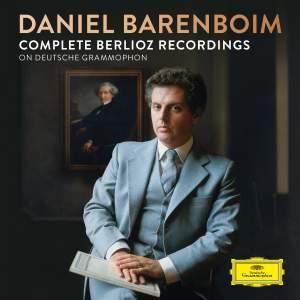 Daniel Barenboim - The Complete Berlioz Recordings on Deutsche Grammophon Product Image
