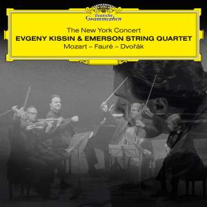 The New York Concert - Evgeny Kissin & Emerson Quartet Product Image