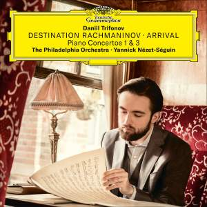 Destination Rachmaninov - Arrival - Vinyl Edition Product Image