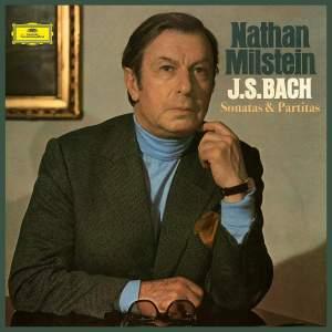 J S Bach: Sonatas & Partitas for solo violin, BWV1001-1006 Product Image