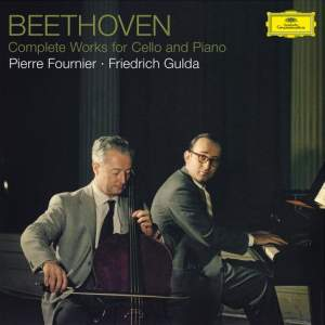 Beethoven: Complete Works for Cello and Piano (Vinyl) Product Image