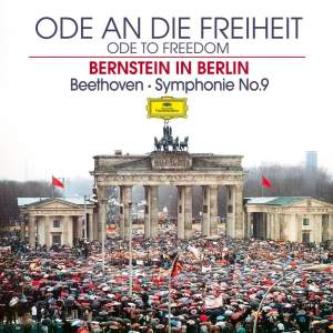 Ode To Freedom - Leonard Bernstein - Vinyl Edition Product Image