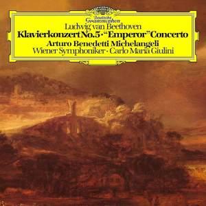 Beethoven: Piano Concerto No. 5 in E flat major, Op. 73 'Emperor' - Vinyl Edition Product Image