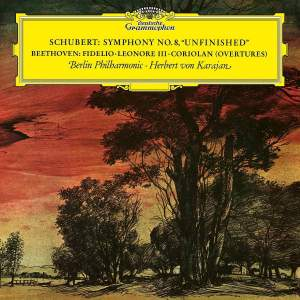 Schubert: Symphony No.8 & Beethoven: Overtures - Vinyl Edition Product Image