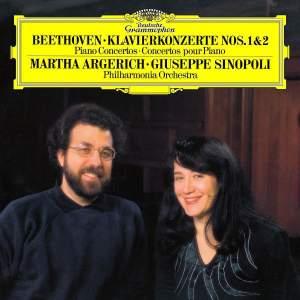 Beethoven: Piano Concertos Nos. 1 & 2 - Vinyl Edition Product Image