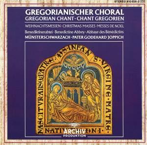 Gregorian Chant: Christmas Masses