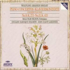 Mozart: Piano Concertos Nos. 9 & 11