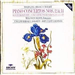 Mozart: Piano Concertos Nos. 12 & 14