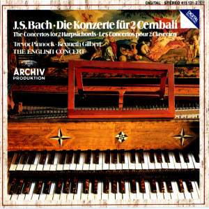 Bach: Concertos for 2 Cembali