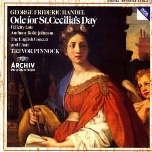Handel: Ode for St Cecilia's Day, HWV76