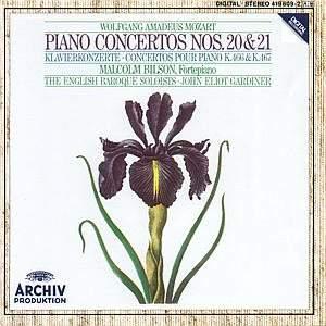 Mozart: Piano Concerto No. 20 in D minor, K466, etc.