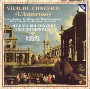 Vivaldi: 'L'Amoroso' Concerti