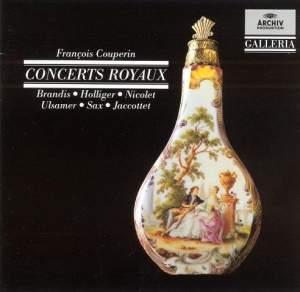Couperin: Concerts Royaux Nos. 1-4