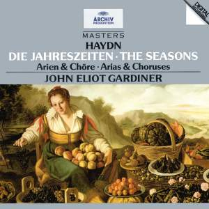 Haydn: The Seasons - arias & choruses