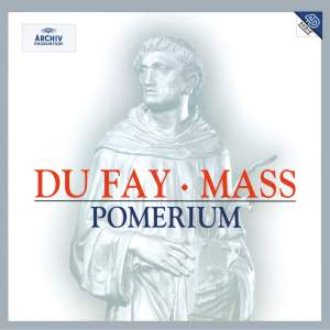Guillaume du Fay: Mass for St Anthony of Padua
