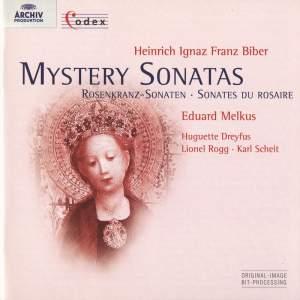 Biber: Mystery Sonatas