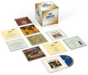 Archiv Produktion: The Early Music Studio