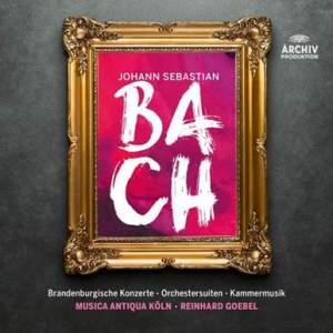 JS Bach: Musica Antiqua Köln