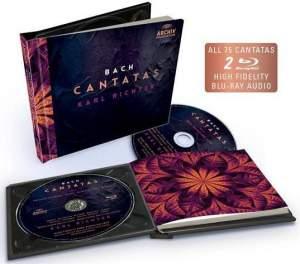 JS Bach: 75 Cantatas