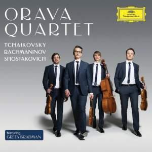 Tchaikovsky, Rachmaninov & Shostakovich: String Quartets
