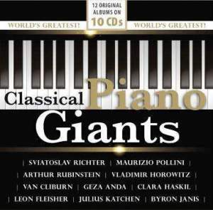 Classical Piano Giants
