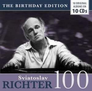 Sviatoslav Richter – The Birthday Edition