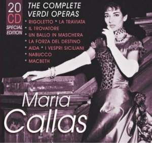 Maria Callas: The Complete Verdi Operas