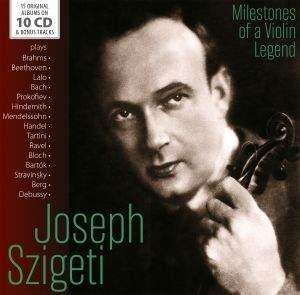 Joseph Szigeti - Milestones Of A Violin Legend