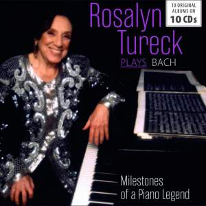 Rosalyn Tureck plays Bach