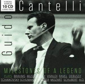 Guido Cantelli - Milestones Of Legends