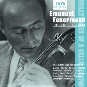 Emanuel Feuermann - Milestones of a Cello Legend