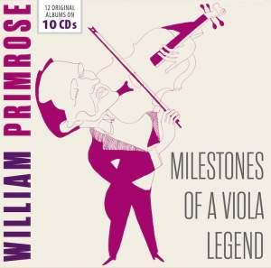 Milestones of a Legend (series) (page 1 of 4)   Presto Classical
