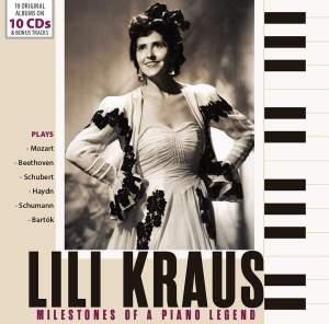 Lili Kraus - Milestones of a Legend