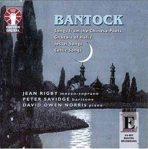 Bantock: Songs