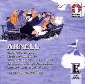 Arnell: Chamber Music Product Image