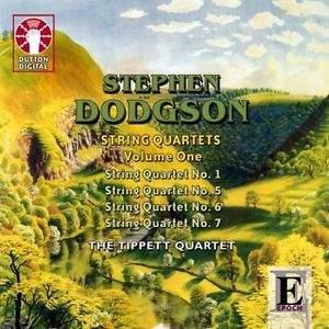 Stephen Dodgson: String Quartets Volume 1