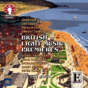 British Light Music Premieres - Volume 4