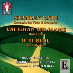 Stanley Bate - Viola Concerto Product Image