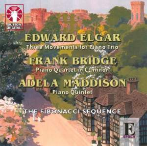 Elgar, Bridge & Maddison
