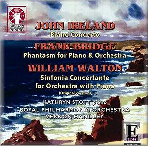 Vernon Handley conducts Ireland, Bridge & Walton